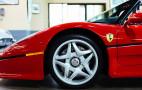 Vanderhall Venice Speedster, Ferrari F50 prototype, cars get crushed: Today's Car News