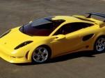 1995 Lamborghini Calà concept car