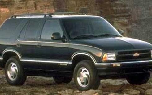 1997 Chevrolet Blazer Vs Toyota Rav4 Honda Cr V Jeep Grand