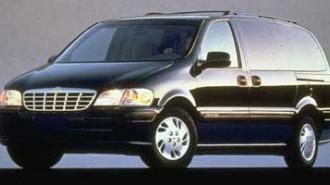 1997 Chevrolet Venture