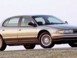 1997 Chrysler LHS: Thicker and Thicker