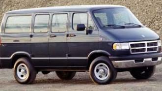 1997 Dodge Ram Wagon
