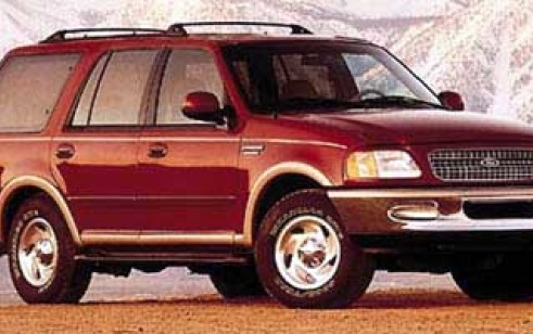 1997 Ford Expedition Vs Toyota 4runner Honda Passport