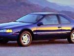 1995 Ford Thunderbird: Sandbagged