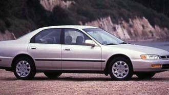1997 Honda Accord Sdn Value Pkg
