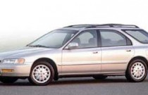 1997 Honda Accord Wgn LX