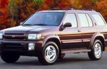 1997 Infiniti QX4
