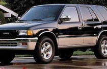 1997 Isuzu Rodeo S