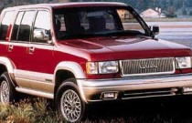 1997 Isuzu Trooper S