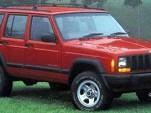 1997 Jeep Cherokee SE