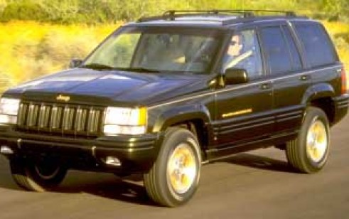 Lovely 1997 Jeep Grand Cherokee Limited