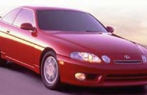 1997 Lexus SC 400 Luxury Sport Cpe