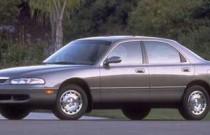 1997 Mazda 626 LX