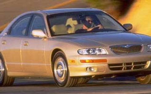 1997 mazda millenia vs mercedes benz c class lexus es for Mercedes benz millenia