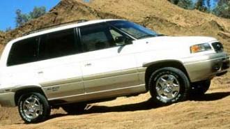 1997 Mazda MPV LX