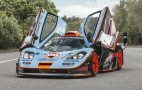 McLaren F1 GTR Once Sponsored By Top Gear Up For Sale