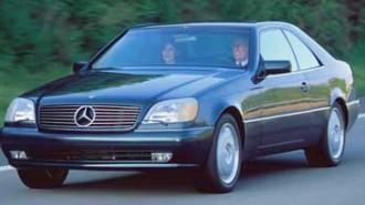 1997 Mercedes Benz S Class