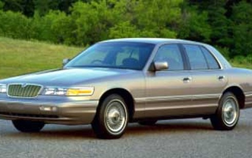 1997 Mercury Grand Marquis Vs Toyota Avalon Buick Lesabre Chrysler Concorde Dodge Intrepid Ford Crown Victoria The Car Connection