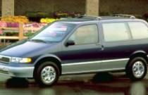 1997 Mercury Villager Wgn GS