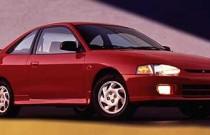 1997 Mitsubishi Mirage DE