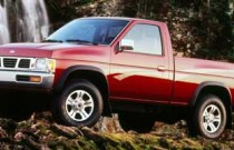 1997 Nissan Trucks 2WD XE
