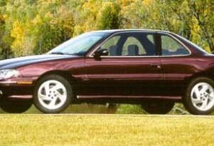 1997 Pontiac Grand Am: Check Engine Light Is On