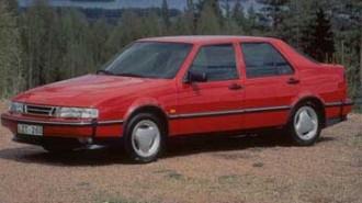 1997 Saab 9000 CS