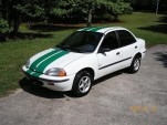 1997 Solectria Force electric car for sale on eBay