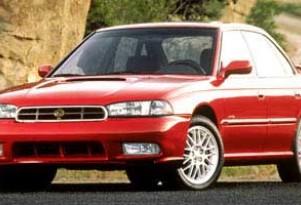 1997 Subaru Legacy Sedan GT
