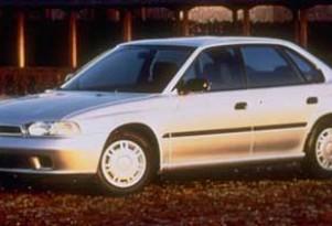 1997 Subaru Legacy: Getting it Going
