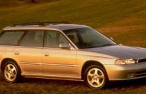 1997 Subaru Legacy Wagon XA Brighton