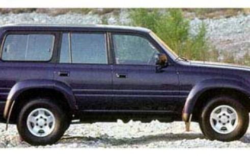 1997 toyota land cruiser vs toyota rav4 honda cr v nissan pathfinder kia sportage toyota. Black Bedroom Furniture Sets. Home Design Ideas