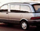 1997 Toyota Previa LE