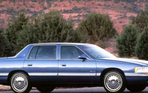 1998 Cadillac D Elegance Vs Lincoln Continental Lincoln Town Car