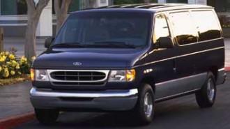 1998 Ford Club Wagon XL
