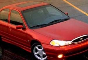 1998 Ford Contour: Neutral Contour