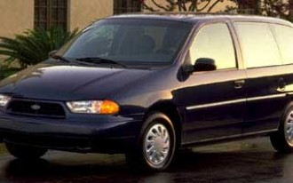 1998 2003 ford windstar minivans recalled for rust issue. Black Bedroom Furniture Sets. Home Design Ideas