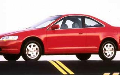 1998 Honda Accord Cpe EX