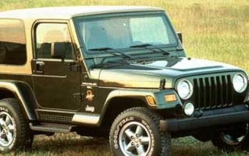 1998 jeep wrangler vs toyota rav4, jeep cherokee, suzuki sidekick