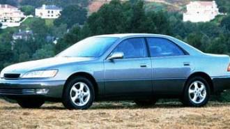 1998 Lexus ES 300 Luxury Sport Sdn