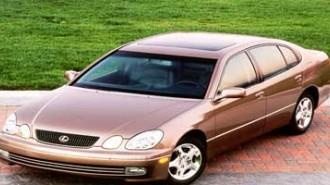 1998 Lexus GS 300 Luxury Perform Sdn