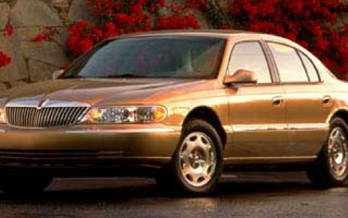1998 Lincoln Continental Vs Cadillac Deville Lincoln Town Car