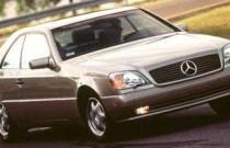1998 Mercedes Benz CL Class