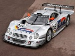 1998 Mercedes-Benz CLK LM race car