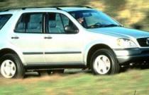 1998 Mercedes Benz M Class