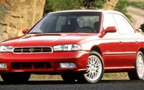 1998 subaru legacy sedan