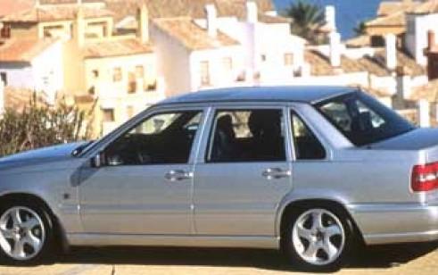 1998 volvo v70 mpg
