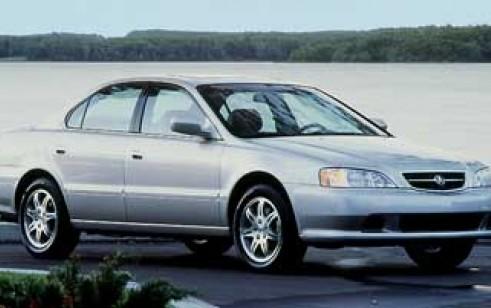1999 Acura Tl Vs Toyota Camry Ford Taurus Nissan Maxima