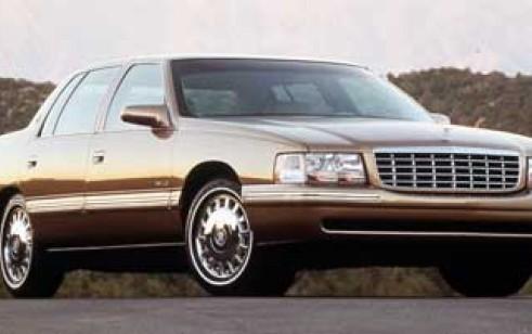1999 Cadillac Deville Vs Lincoln Continental Buick Park