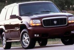 1999 cadillac escalade vs 1999 lincoln navigator the car connection. Black Bedroom Furniture Sets. Home Design Ideas